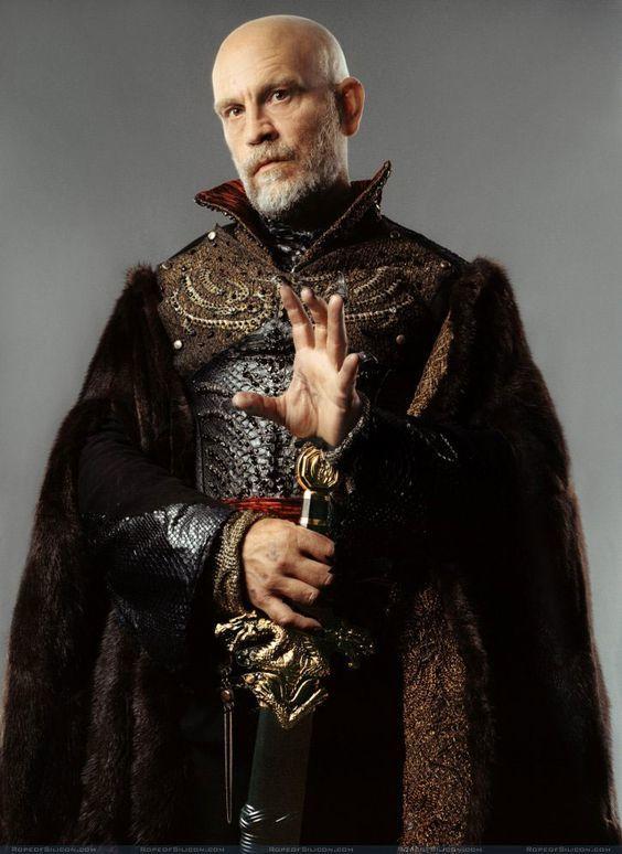 Lord Saxton
