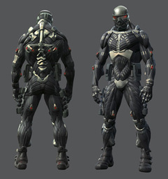 Implant Heavy Cyber Armour