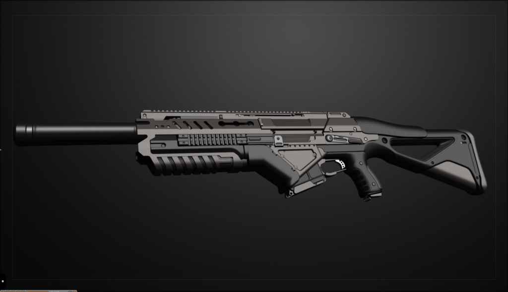 Brendans Rifle