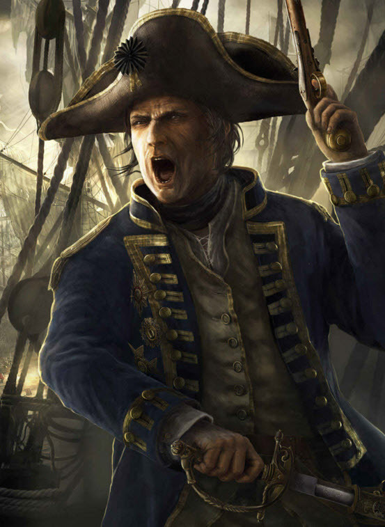 Captain Kovak