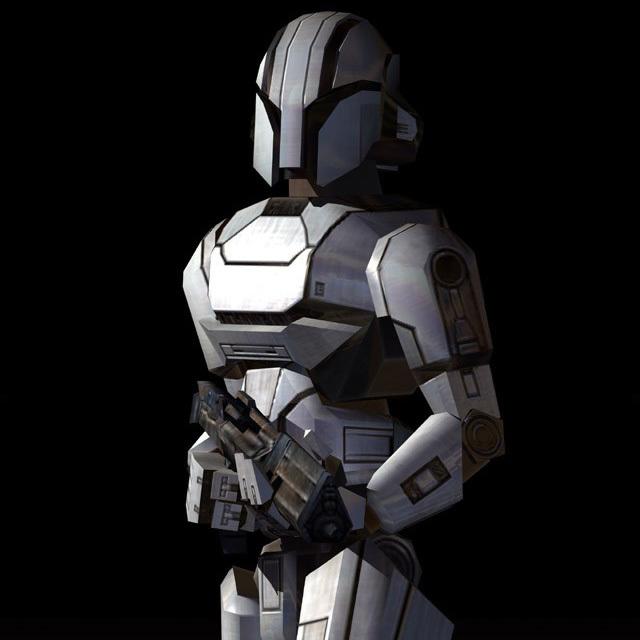 Pilot Variant Sentinel Droid