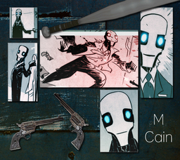 M. Cain
