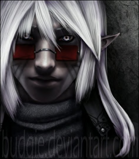 Soveliss the Drow Diplomat