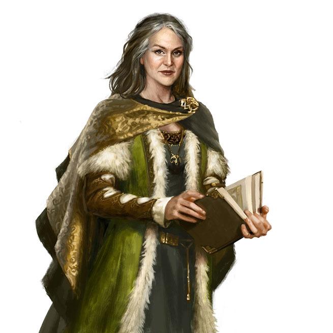 Kathryn, Baroness of Kirksten