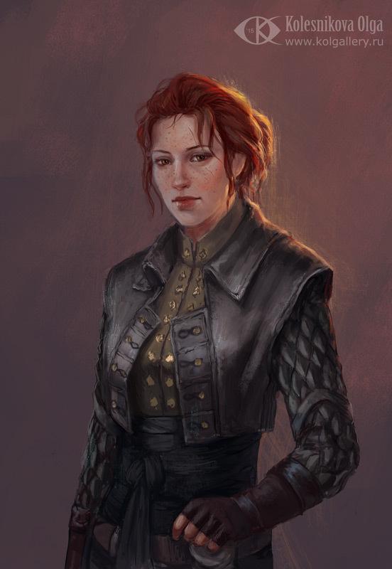 Catriona, Countess of Bailey