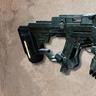 Alien Plasma Rifle
