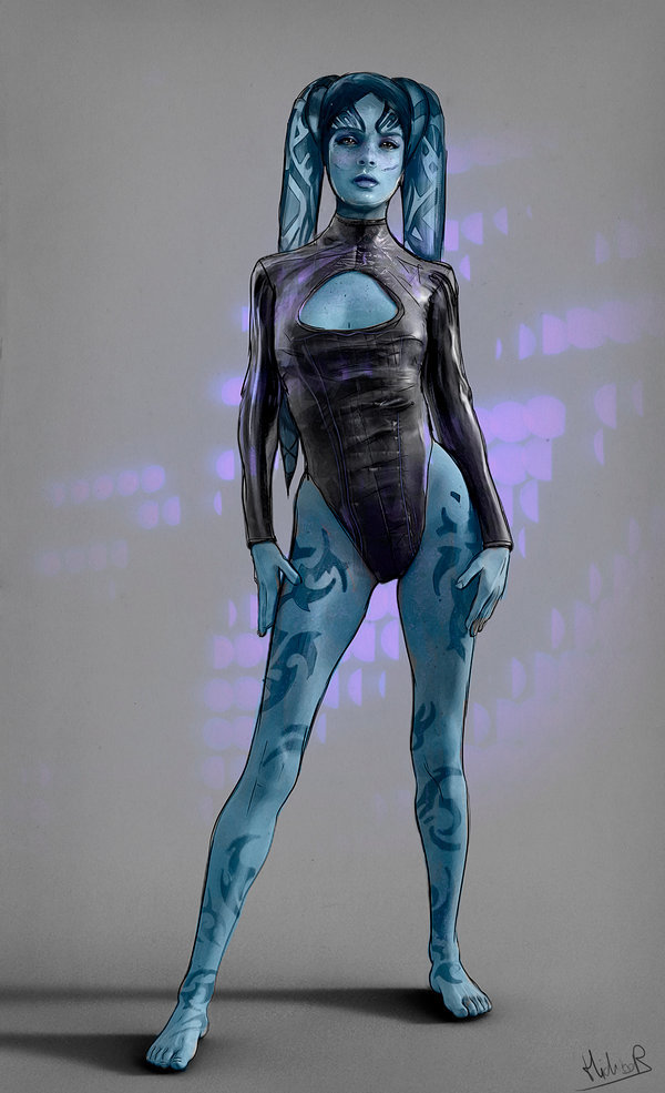 Twi'lek Dancer