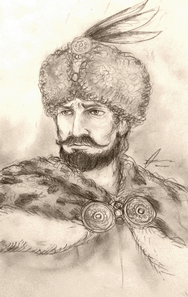 Knez Nikolaj II 'The Red Boar' of Rutnos