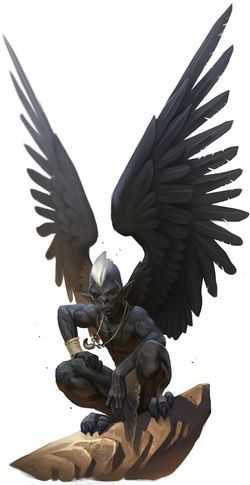Strigs Blackfeather