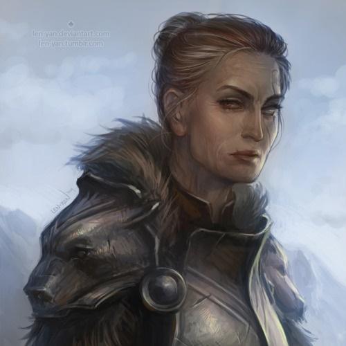 Duchess Rywnhennwin Gunnrahoél