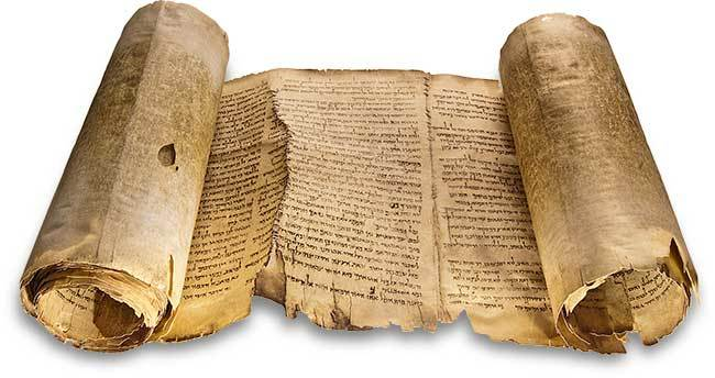 Coppernight Scroll