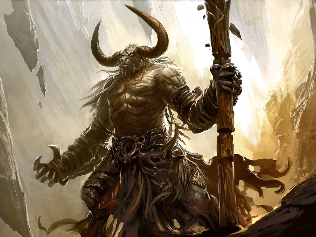 Raging Bull (Robert Demotta)
