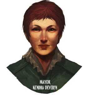 Kendra Derverin