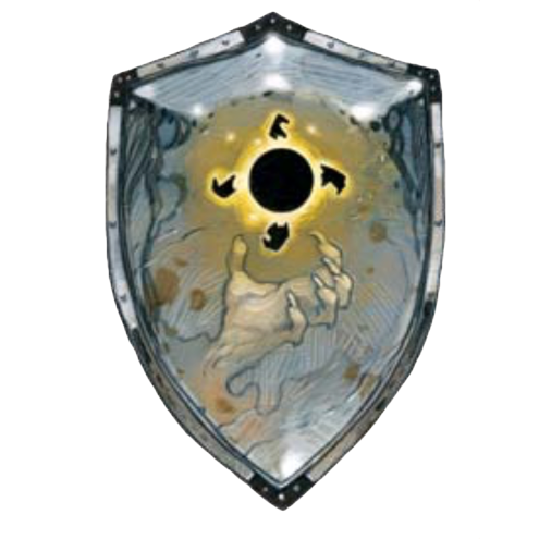 +1 Feathered Shield