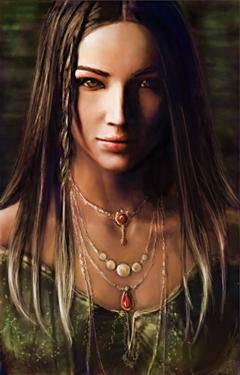 "Zarina ""Brightblade"""