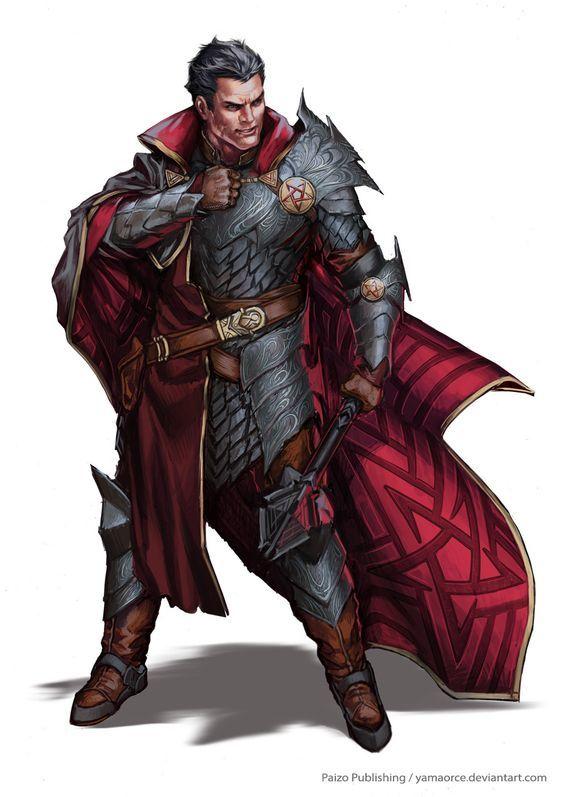 Zakon Czarnej Róży - Rycerz 3