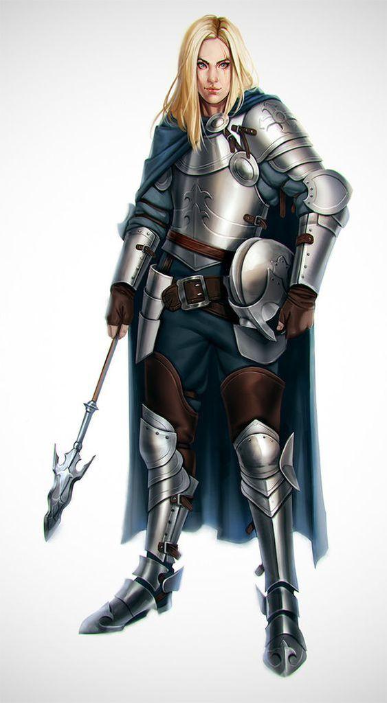 Zakon Czarnej Róży - Lady Morgant