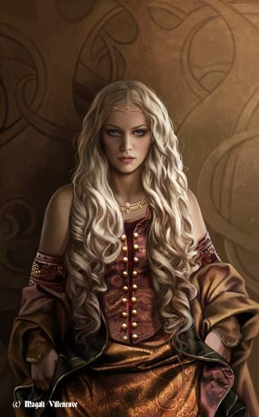 Elythia of House Valorian