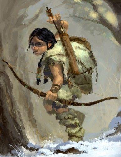 Modwoula Silverthane of Clan Morgrain