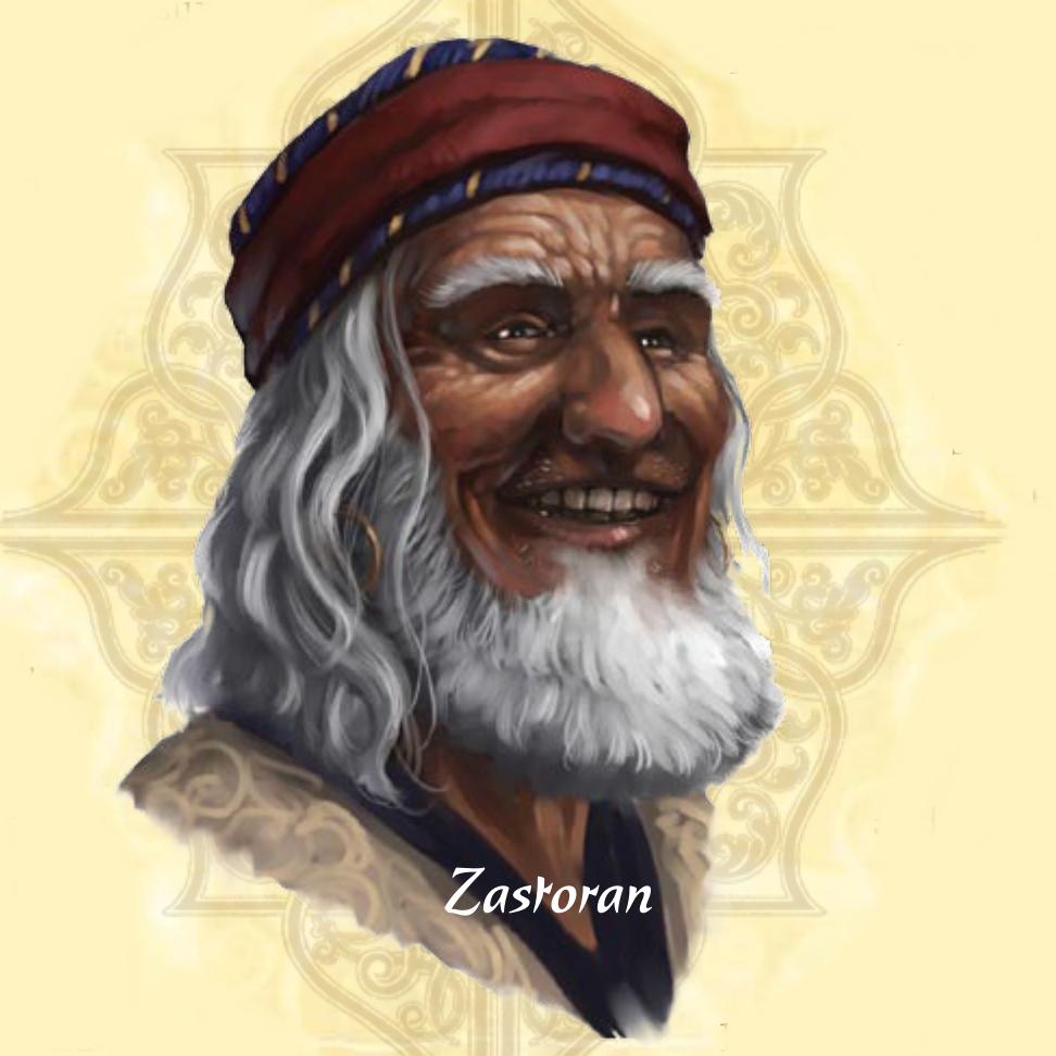 Zastoran