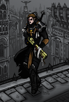 Inquisitor Líadan Abidemi Stafford