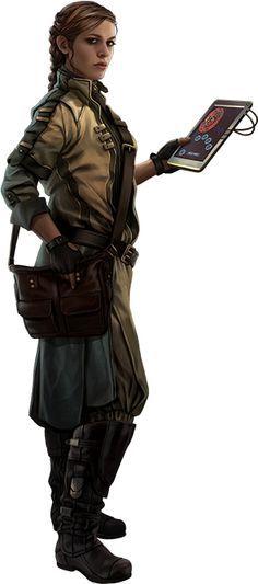 Maya Ravenlocke