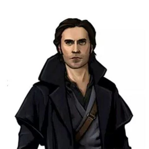 Inquisitor Valin Draco