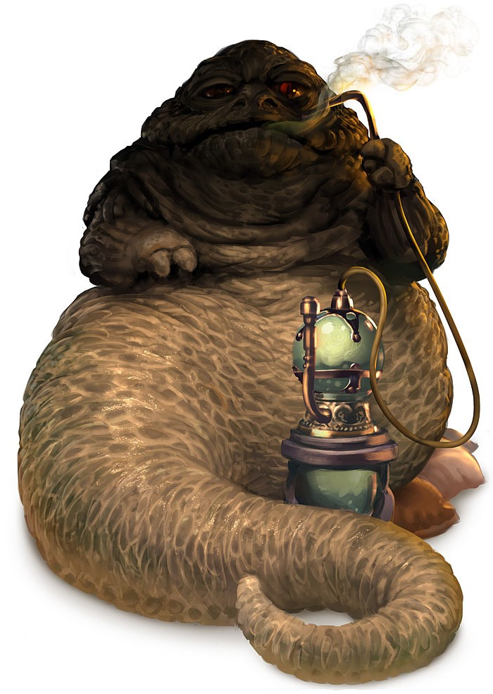 Darga the Hutt
