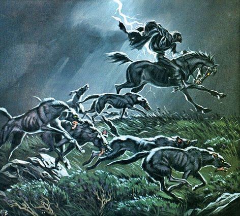 Galloping Devil