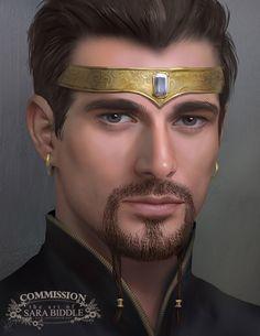 Emperor Tybalt Nidal