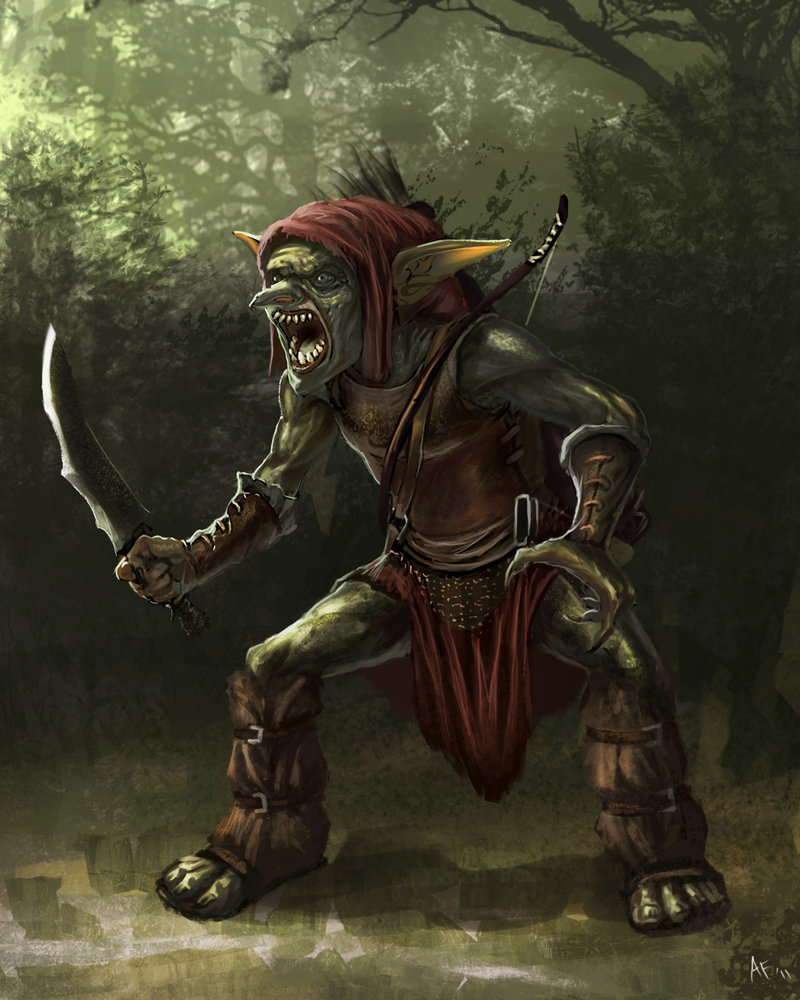 Shew the Goblin