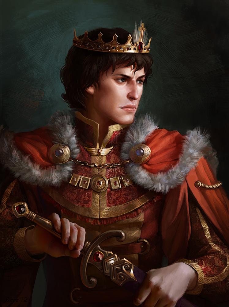 King Henri der Verg