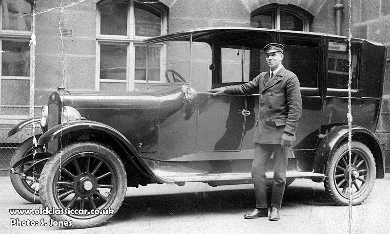 Chauffeur Richard Trumpf
