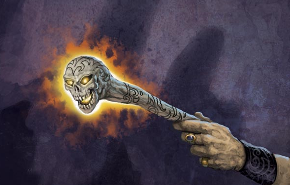 Rod of the Nightlord