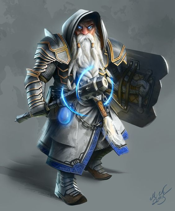 """Valko Frostbelly """"Old Wolf"""""""