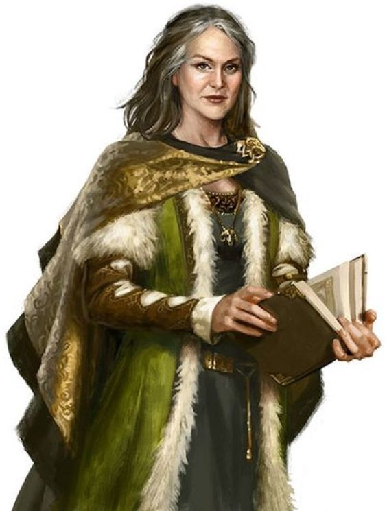 High Priestess Enora