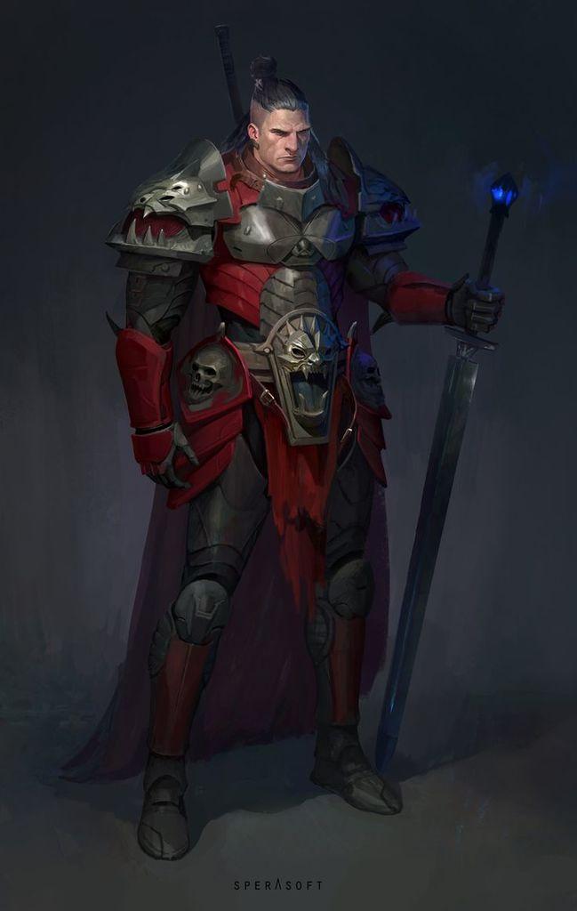First Lieutenant Baalor