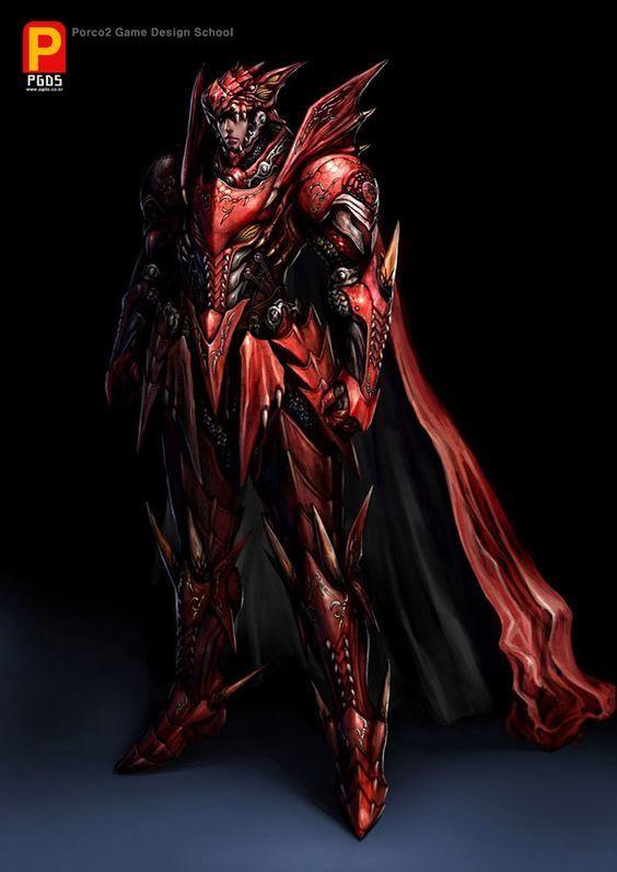 Lord Commander Arcturus
