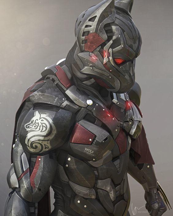 Armor: Alpha Armor