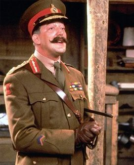 General Anthony Cecil Hogmany Melchett