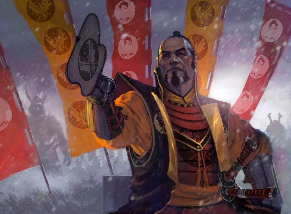 Isawa Shingen