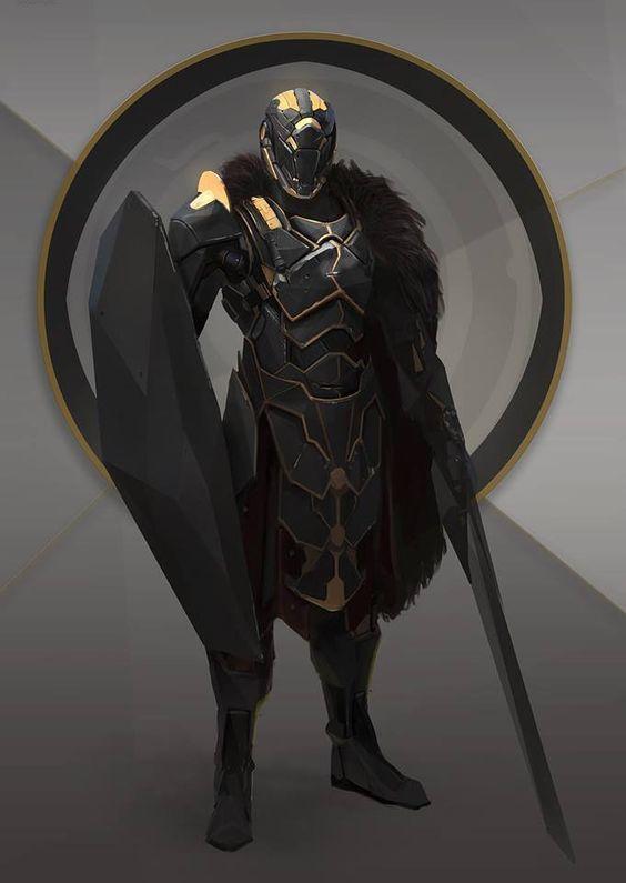 Armor: Valkyrian