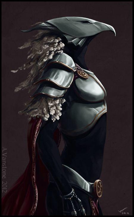 Armor: Raven Soul