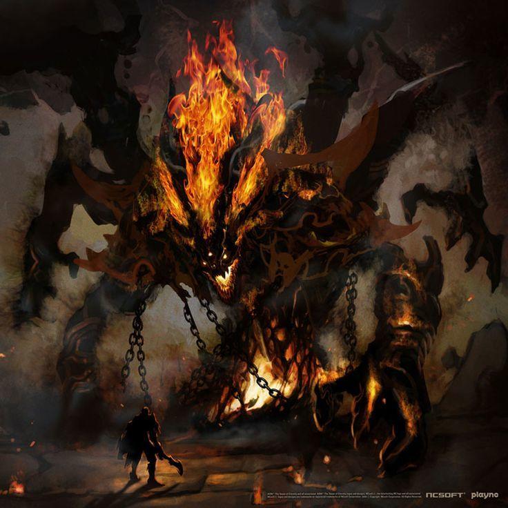 Gargaash the Elder, Elemental Lord of Ash