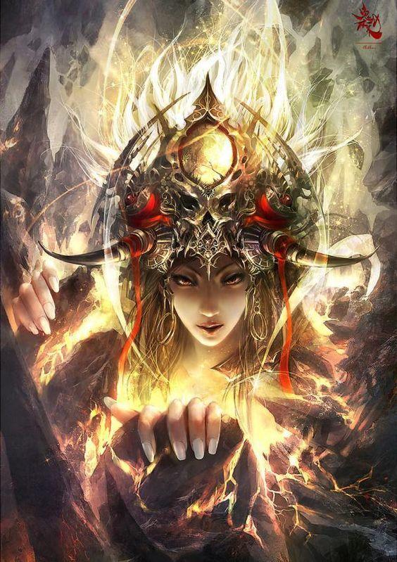Xiana The Immortal Queen
