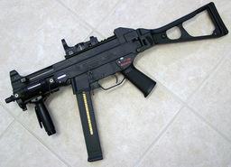 Ump 45 Submachine Gun