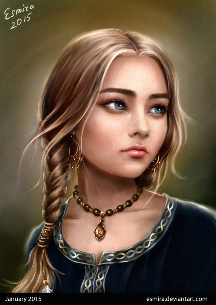 Princess Tevalya Altan