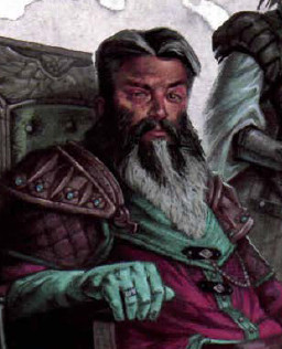 Baron Vargas Vallakovich, the burgomaster