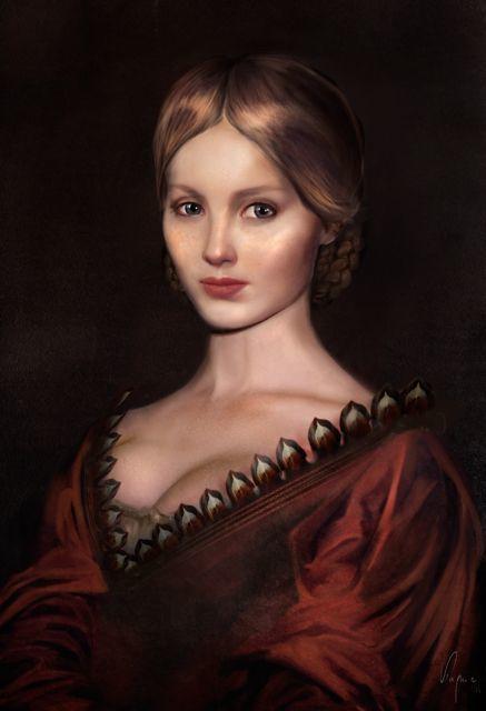 Princess Ospra Goldfeather