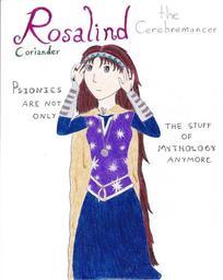 Rosalind Coriander